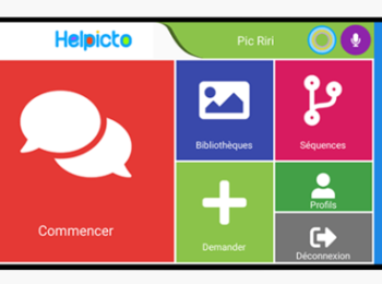 HELPICTO® : Une application de traduction des paroles en pictogrammes