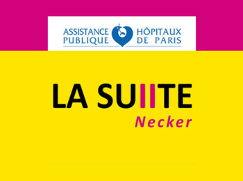 Lancement de l'application « LA SUITE Necker »