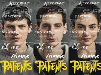 « Patients » – un film adapté de la vie de l'artiste Grand Corps Malade